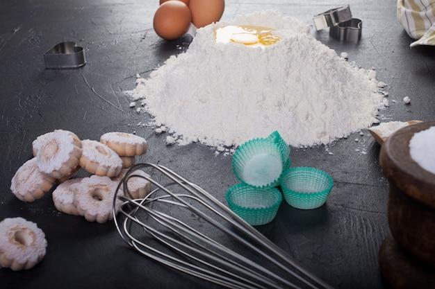 Canestrelli, galletas de mantequilla italiana