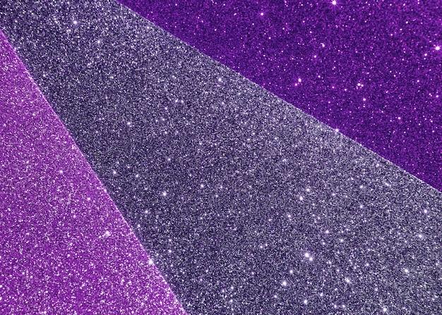 Capas de textura degradada de oro violeta