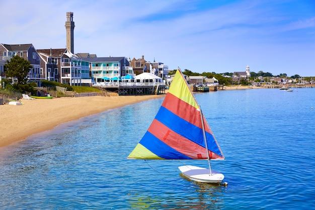Cape cod provincetown playa de massachusetts