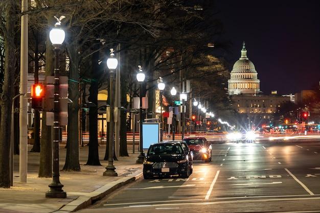Capitolio de los estados unidos