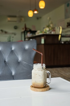 Cappuccino café helado