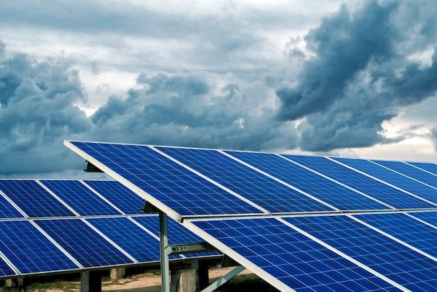 Características del panel solar