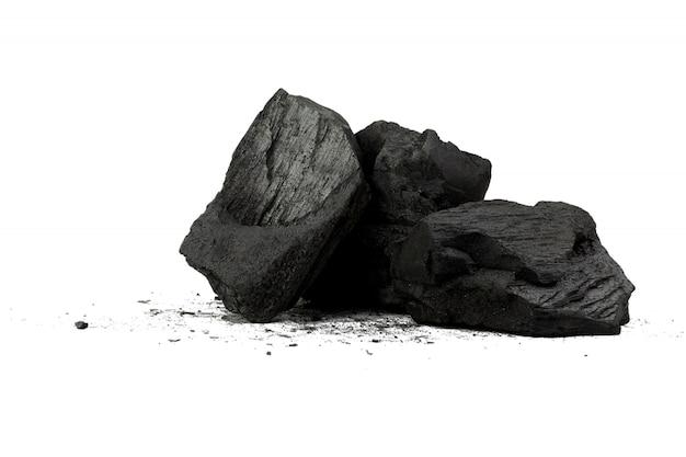 Carbón de leña natural el polvo de carbón de bambú tiene propiedades medicinales con el carbón de leña tradicional