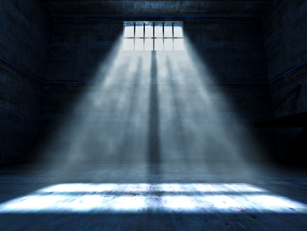 Cárcel interior