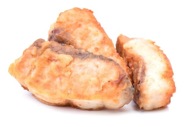 Carpa de pescado frita