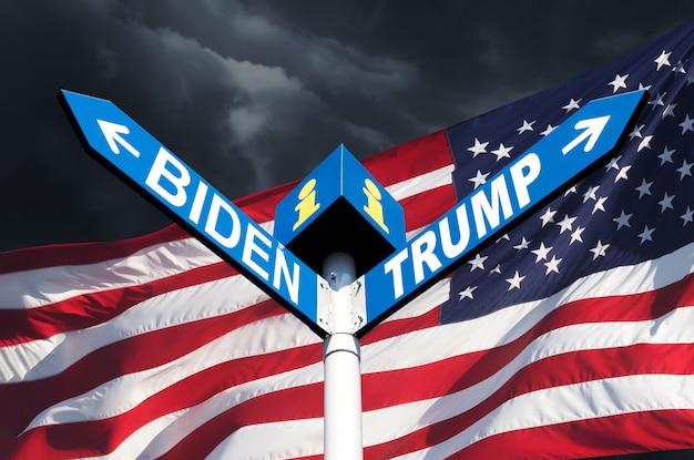 Carrera presidencial de estados unidos