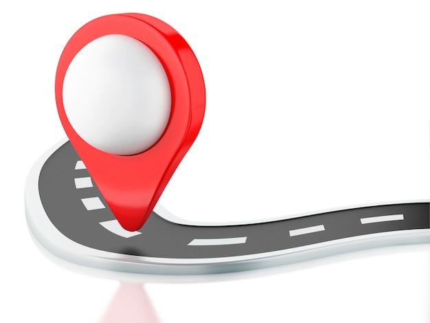 Mapa Plano Con Pin Icono De Puntero De La: Descargar Iconos Gratis