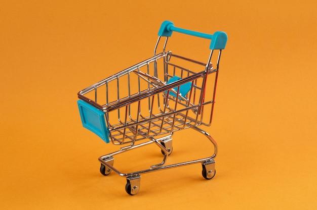 Carrito de compras vacío