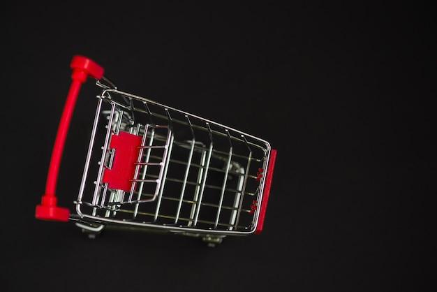 Carrito de supermercado pequeño juguete