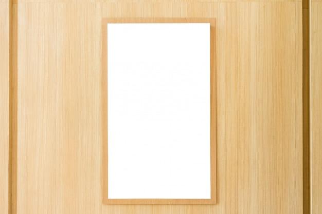 Cartel vertical cartel con espacio de copia