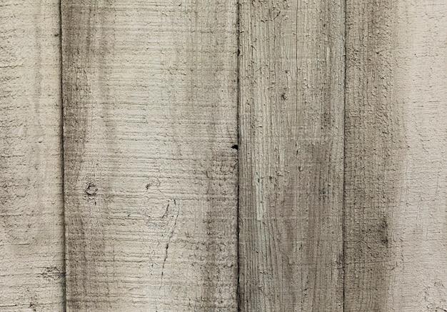 Cartel vertical de madera en blanco y negro