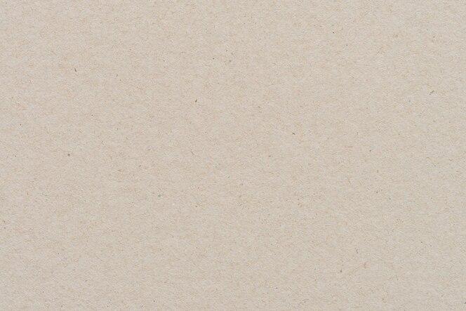 Cartón cartón superficie plana de color beige
