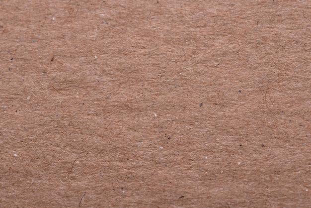 Cartón de papel marrón, cartón, fondo con textura