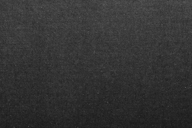 Cartón de papel negro, cartón, fondo con textura