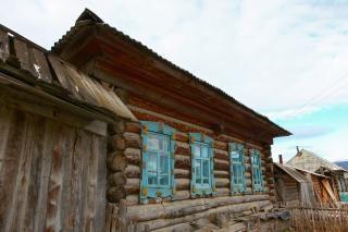 Casa casa de madera