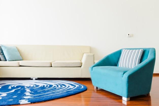 Casa de estilo de vida blanco decoración del hogar