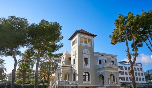 Casas de herritage de villa maria en benicassim