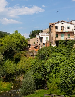 Casas pintorescas en sant joan les fonts