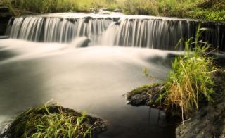 Cascada suave