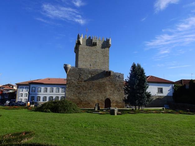 Castillo de chaves portugal