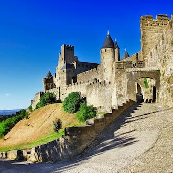Castillo medieval de francia