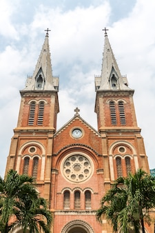 La catedral de notre-dame viatnam