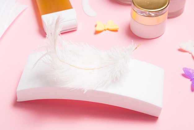 Catridge de cera depilatoria y hojas de papel, juego de herramientas de cera para depilación