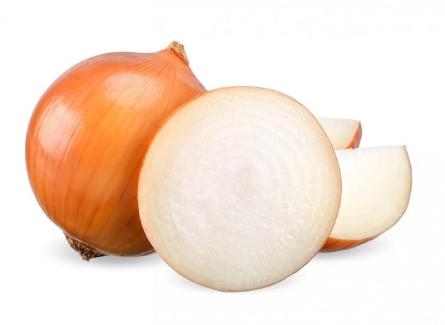 Cebollas frescas