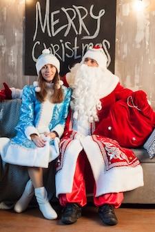 Celebración, navidad, año nuevo, horario de invierno, feriado, santa claus, doncella