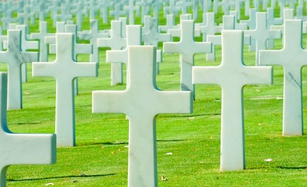 Cementerio militar estadounidense
