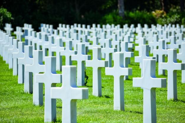 Cementerio y monumento estadounidense de normandía, colleville-sur-mer