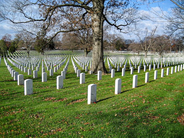 Cementerio nacional de arlington