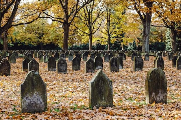 Cementerio de la primera guerra mundial