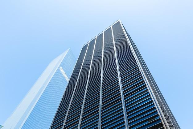 Centro de negocios muy alto.