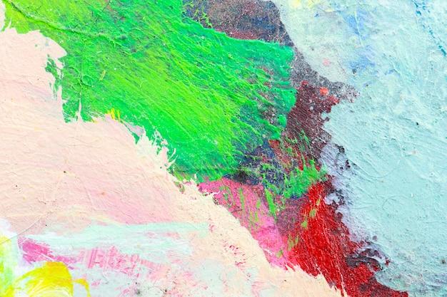 Cepillo de pintura abstracto texturizado para el fondo.