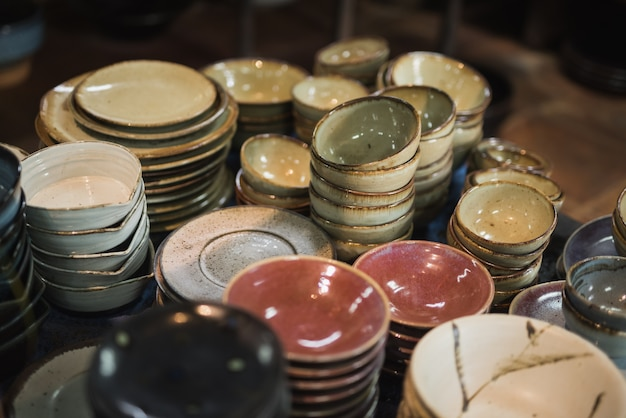 Cerámica de arcilla cerámica