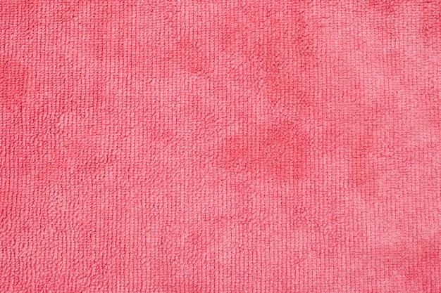De cerca, lienzo rosa