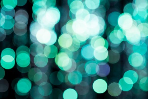 Cerca de luces bokeh