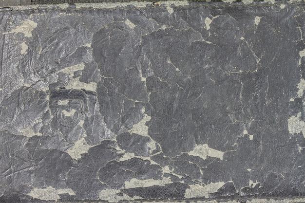 Cerca de la vieja textura de cuero para el fondo