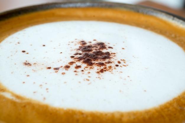 Cerrar café caliente