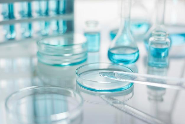 Cerrar experimentos de laboratorio