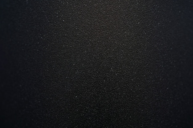 Cerrar fotograma completo negro mate textura metálica de fondo de metal