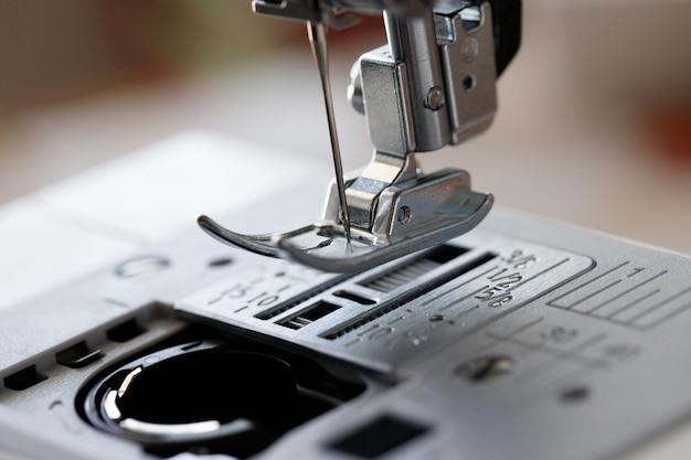 Cerrar la máquina de coser