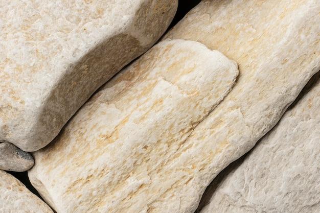Cerrar piedras blancas