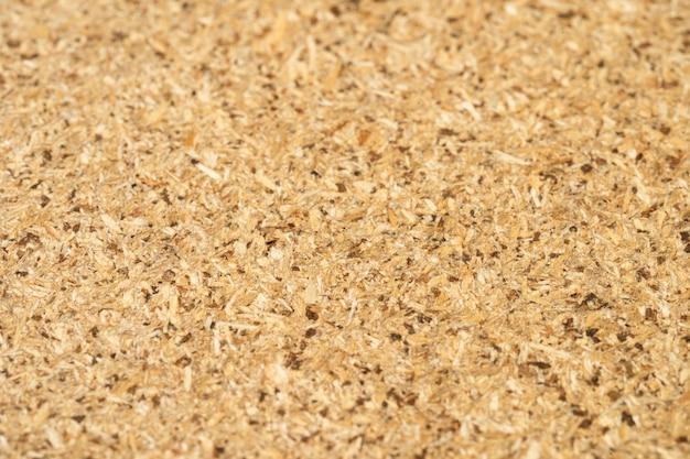 Cerrar la superficie del material de madera