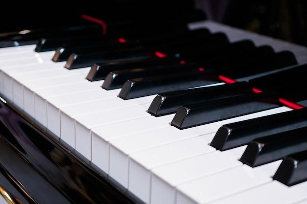 Cerrar el teclado de piano