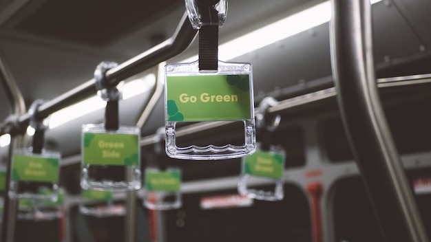 Certificado de coche eléctrico go green