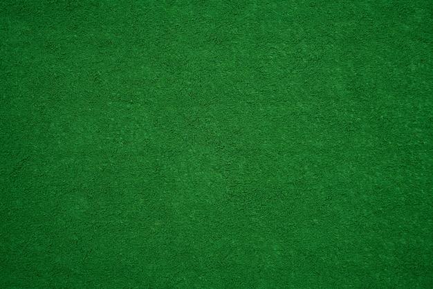 Césped verde perfecto