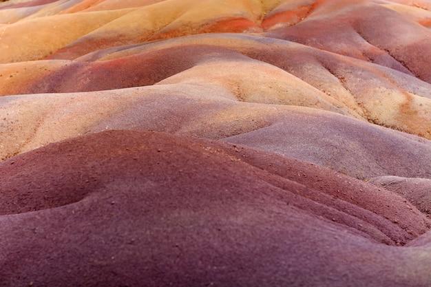 Chamarel siete tierras de colores en la isla mauricio