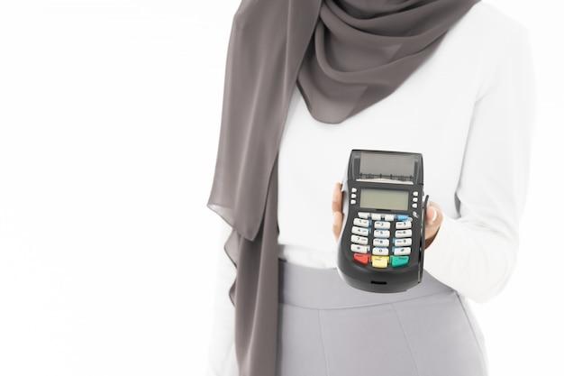 Chica musulmana edc